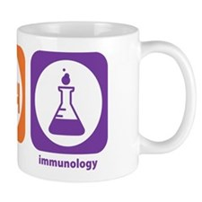 Eat Sleep Immunology Mug
