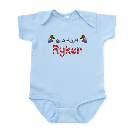 Ryker, Christmas Infant Bodysuit
