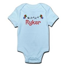 Ryker, Christmas Infant Bodysuit