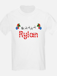 Rylan, Christmas T-Shirt