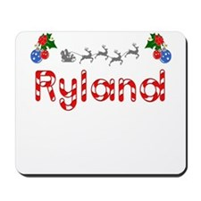 Ryland, Christmas Mousepad