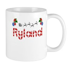 Ryland, Christmas Mug