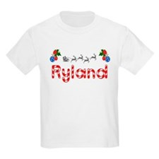 Ryland, Christmas T-Shirt