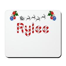 Rylee, Christmas Mousepad