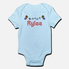 Rylee, Christmas Infant Bodysuit
