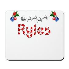 Ryles, Christmas Mousepad