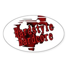 Hardstyle / Hardcore Decal