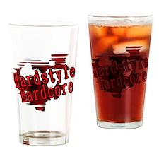 Hardstyle / Hardcore Drinking Glass