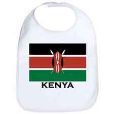 Flag of Kenya Bib