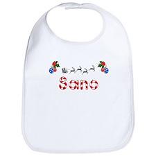 Sano, Christmas Bib