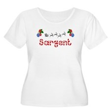 Sargent, Christmas T-Shirt