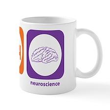 Eat Sleep Neuroscience Small Mugs