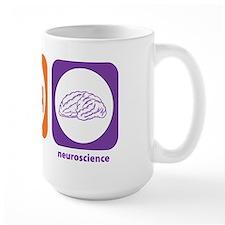Eat Sleep Neuroscience Ceramic Mugs
