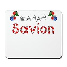 Savion, Christmas Mousepad