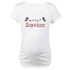 Savion, Christmas Shirt