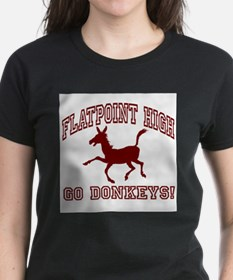 "Flatpoint High ""Go Donkeys!"" T-Shirt"