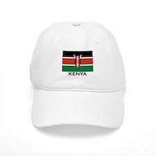 Kenya Flag Merchandise Baseball Cap