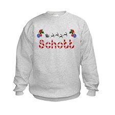 Schott, Christmas Sweatshirt