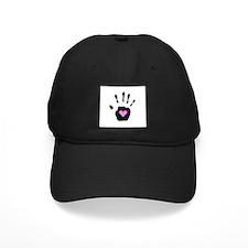 Heart in Hand Baseball Hat