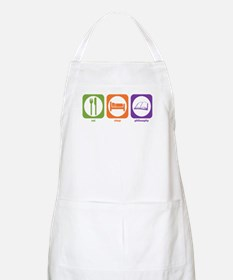Eat Sleep Philosophy BBQ Apron