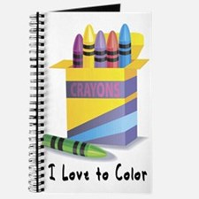 Jwish Kids Love To Color Journal