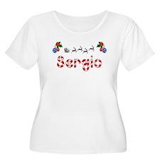 Sergio, Christmas T-Shirt