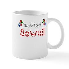 Sewell, Christmas Mug