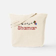 Shamar, Christmas Tote Bag