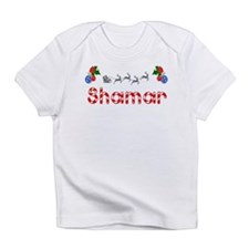Shamar, Christmas Infant T-Shirt