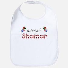 Shamar, Christmas Bib