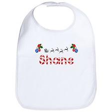 Shane, Christmas Bib
