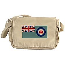 Flag RCAF 1941-1968 Messenger Bag