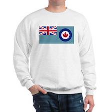 Flag RCAF 1941-1968 Sweatshirt