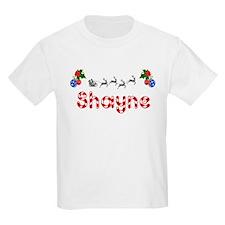 Shayne, Christmas T-Shirt