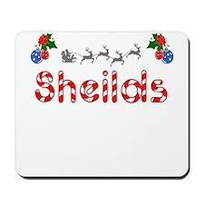 Sheilds, Christmas Mousepad