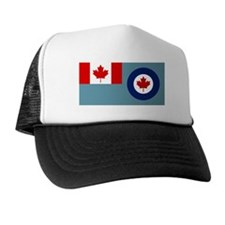 Royal Canadian Air Force Ensign Trucker Hat