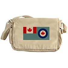 Royal Canadian Air Force Ensign Messenger Bag