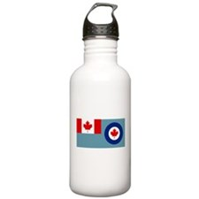 Royal Canadian Air Force Ensign Water Bottle