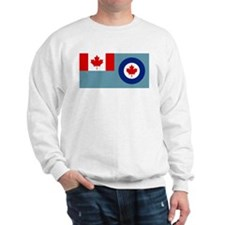Royal Canadian Air Force Ensign Sweatshirt