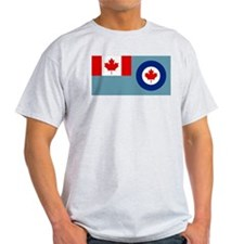 Royal Canadian Air Force Ensign T-Shirt