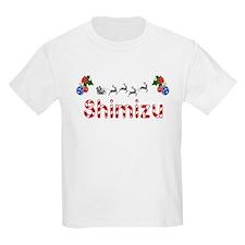 Shimizu, Christmas T-Shirt
