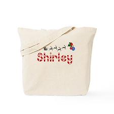 Shirley, Christmas Tote Bag