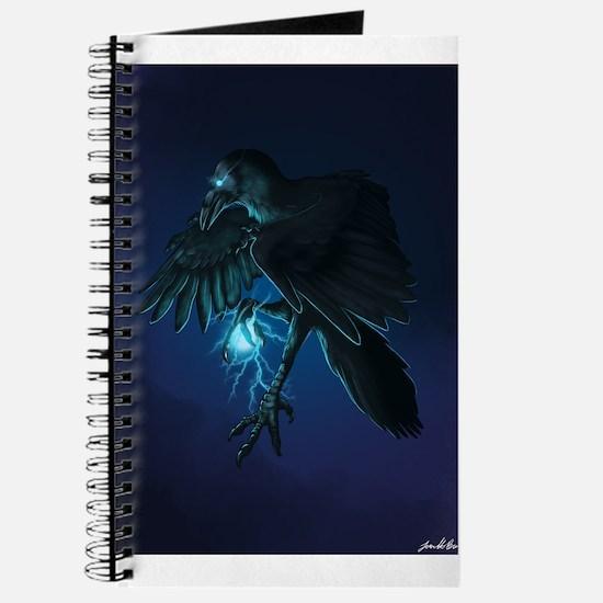 Light Raven Print Journal