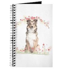 Sheltie Flowers Journal