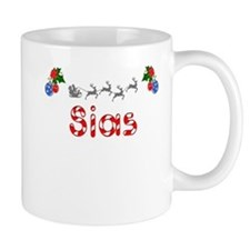 Sias, Christmas Small Mug