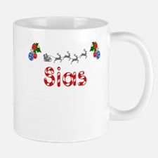 Sias, Christmas Small Small Mug