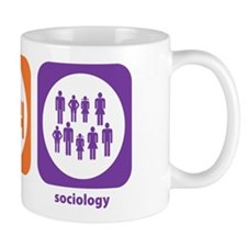 Eat Sleep Sociology Mug