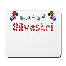 Silvestri, Christmas Mousepad