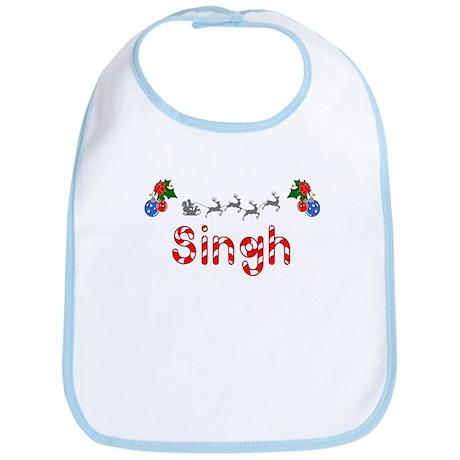 Singh, Christmas Bib