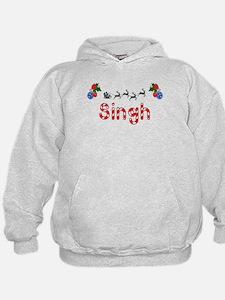 Singh, Christmas Hoodie